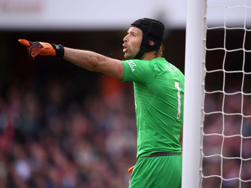 How will Arsenal replace Petr Cech? (Photo courtesy: AFP/Getty)