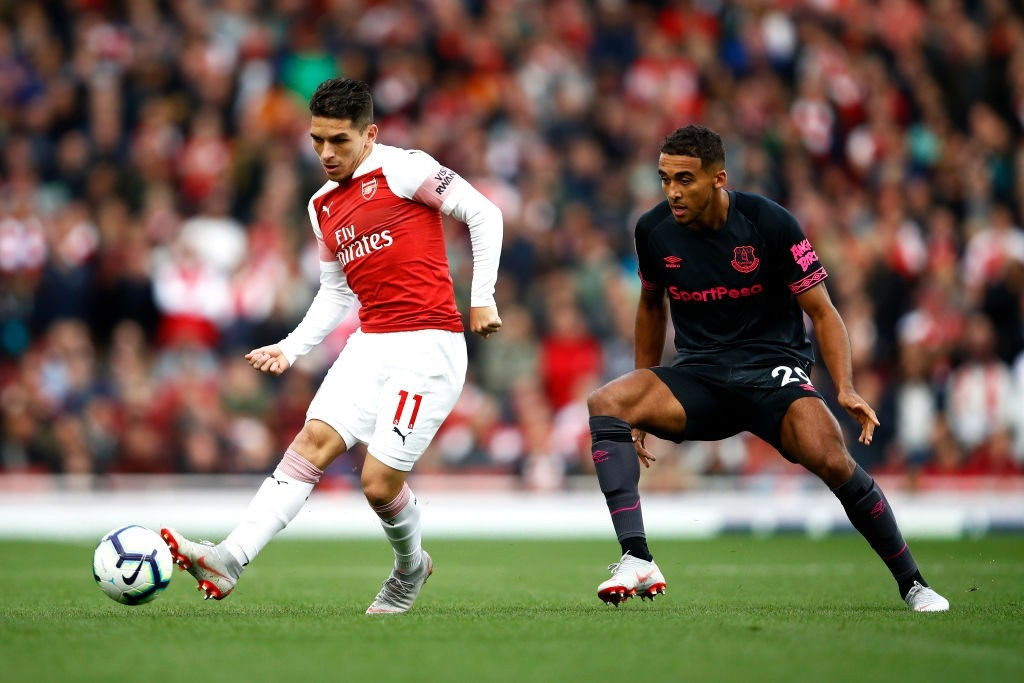 Torreira was an influential presence in midfield for Arsenal. (Photo courtesy: AFP/Getty)
