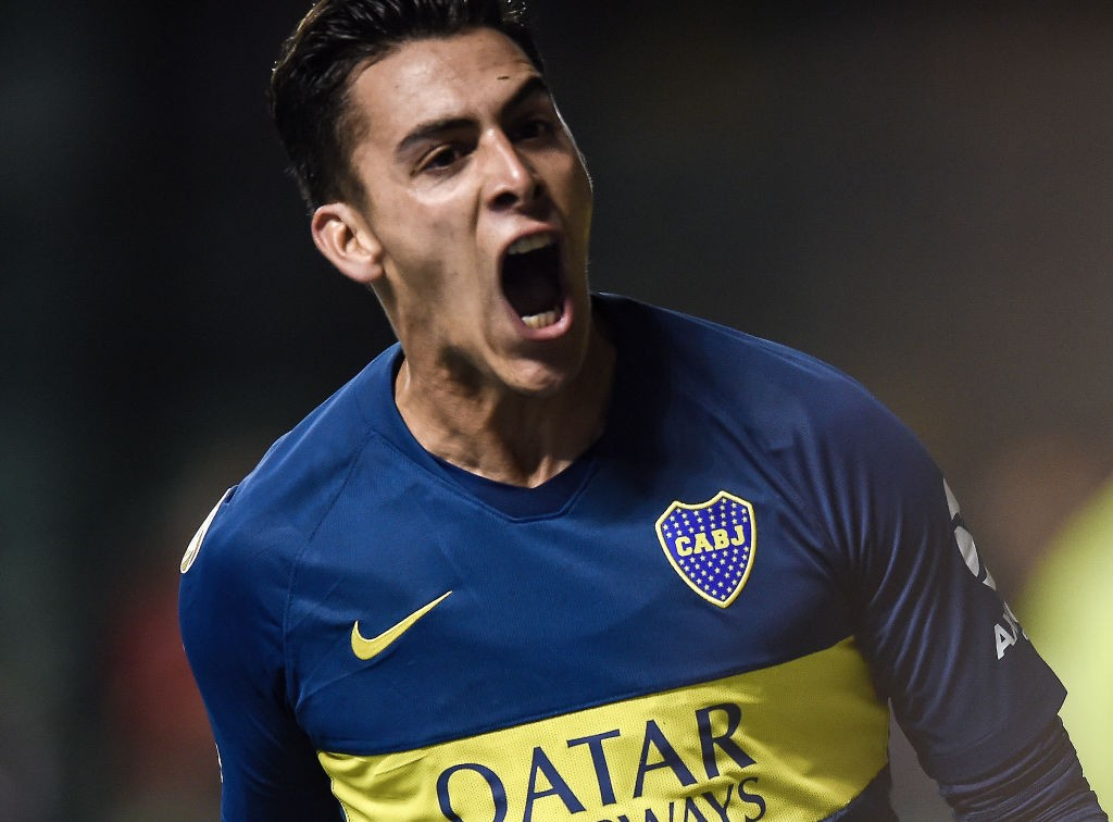 Arsenal are urged to sign Cristian Pavon from Boca Juniors. (Photo courtesy: AFP/Getty)