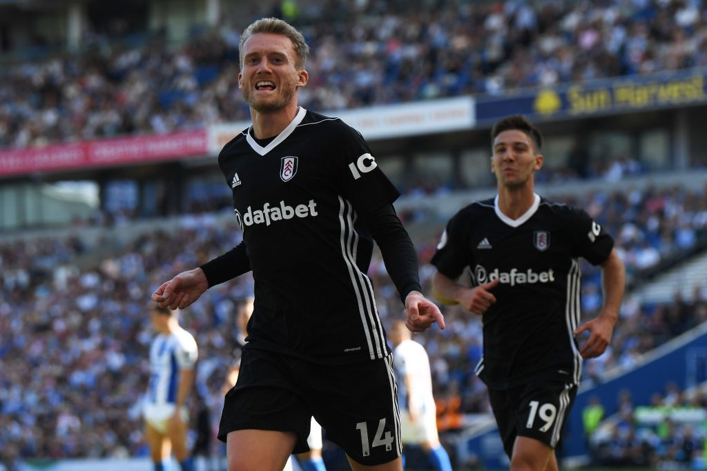 Andre Schurrle has been in bright form sincel signing for Fulham. (Photo courtesy: AFP/Getty)