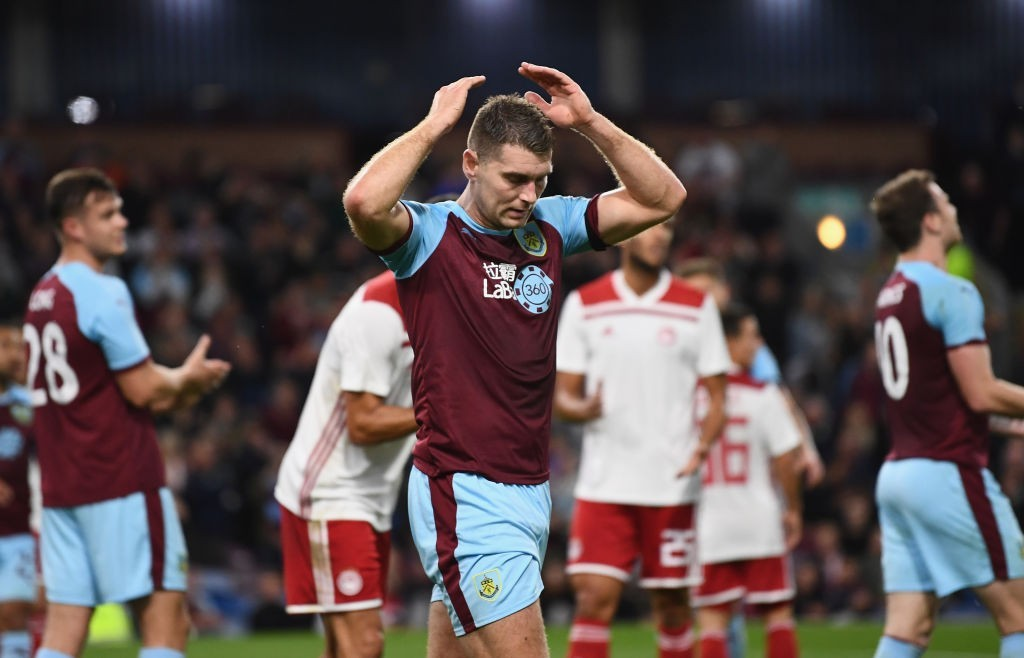 Burnley will be eager to move on from their disappointing European journey quickly. (Photo courtesy - Clive Mason/Getty Images)
