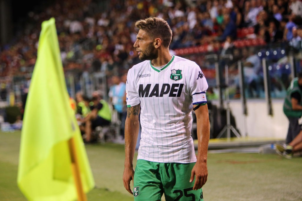 Berardi to Leicester City? (Photo by Enrico Locci/Getty Images)
