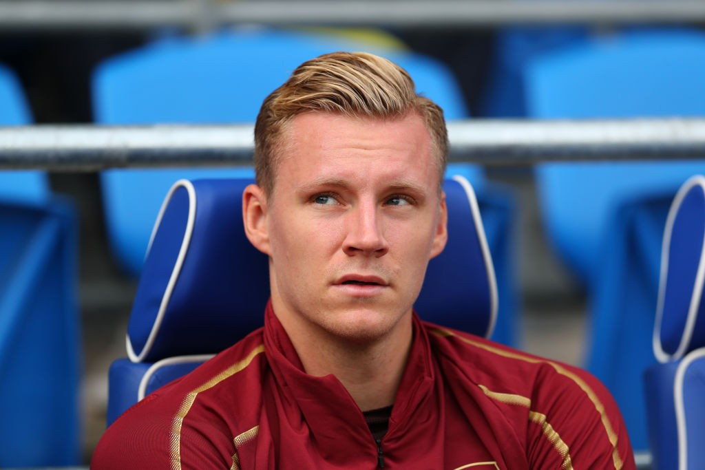 With a start imminent, this could be Bernd Leno's chance to impress Unai Emery. (Photo courtesy: AFP/Getty)