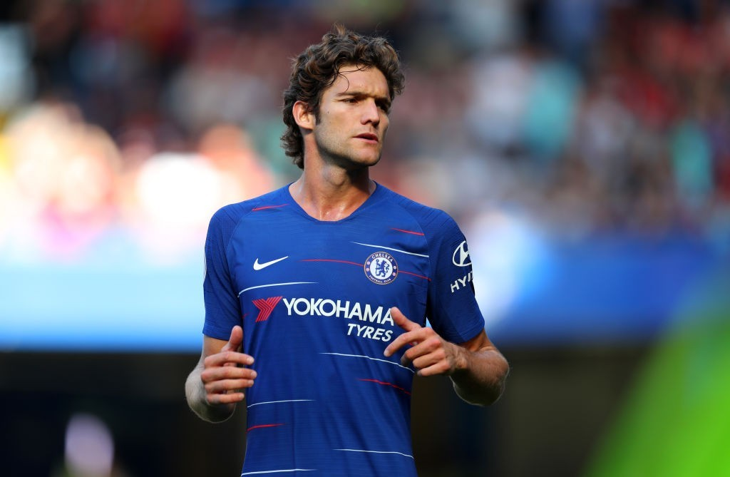 Noticing similarities between his bosses at Chelsea and Spanish National Side? (Photo courtesy - Catherine Ivill/Getty Images)