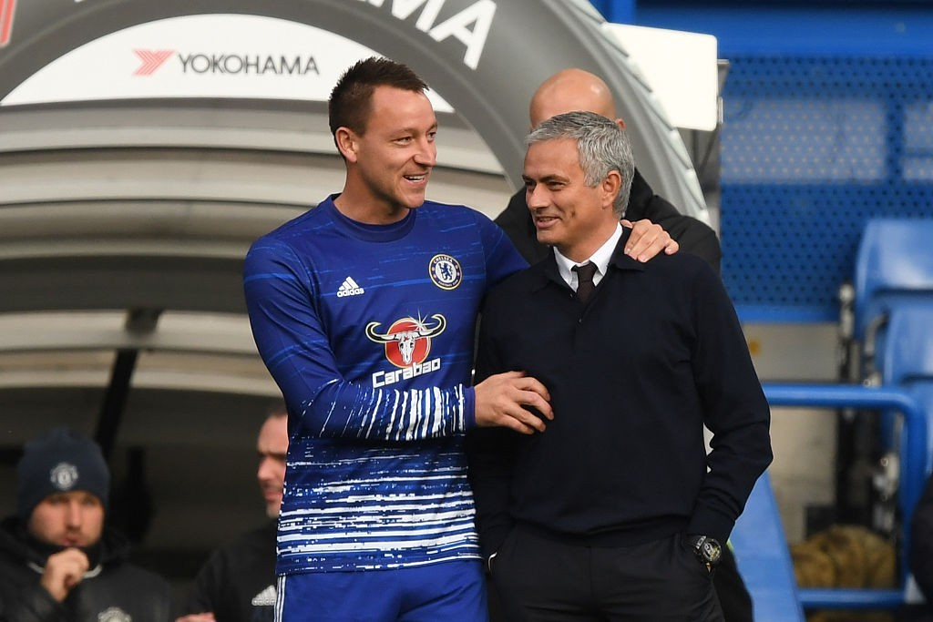 John Terry close to signing for surprise new club