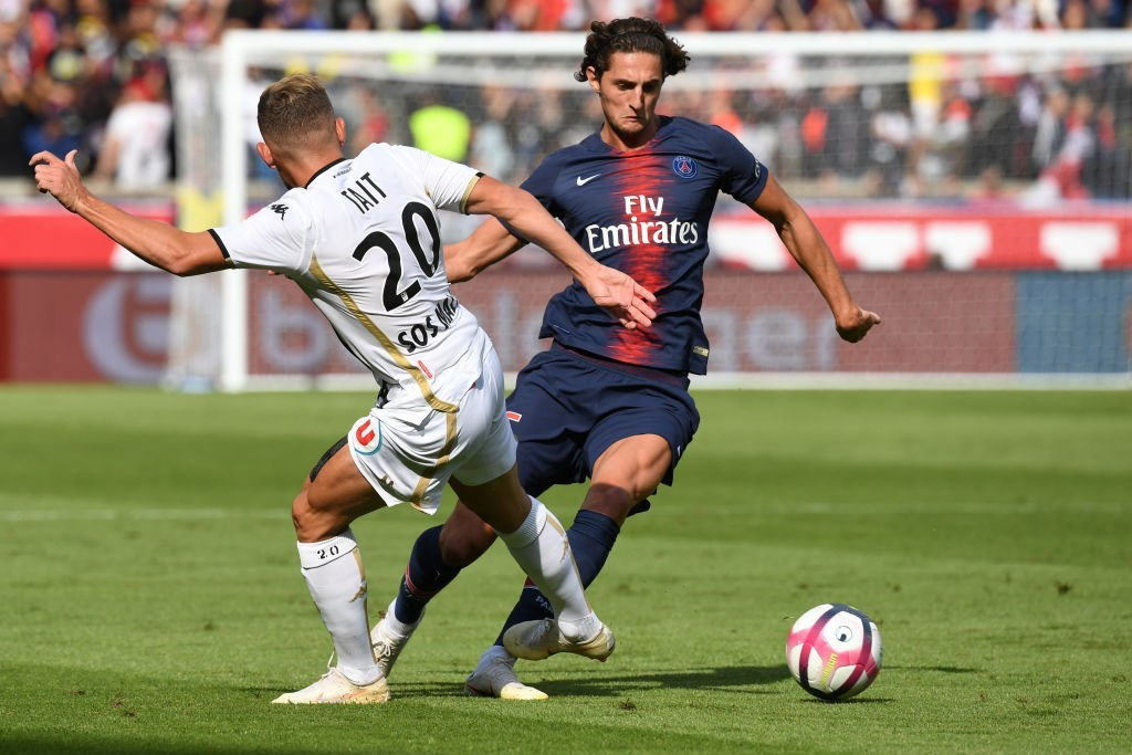 What does the future hold for Rabiot? (Photo courtesy - Alain Jocard/AFP/Getty Images)