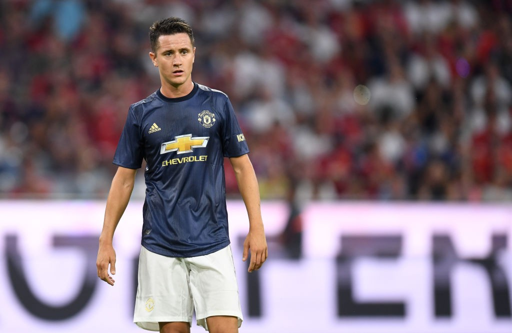 Ander Herrera could leave Manchester United in the January transfer window. (Photo courtesy: AFP/Getty)