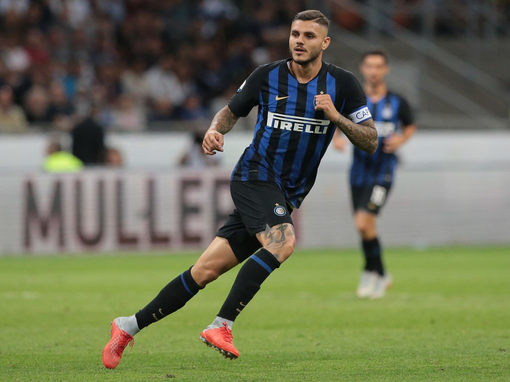 Is this the chance Icardi has been waiting for with Argentina? (Photo courtesy: AFP/Getty)