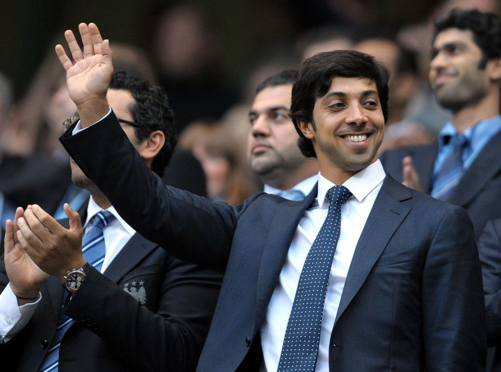 Had Sheikh Mansour taken over Manchester City anytime earlier, Modric could have been playing at the Etihad. (Photo courtesy: AFP/Getty)