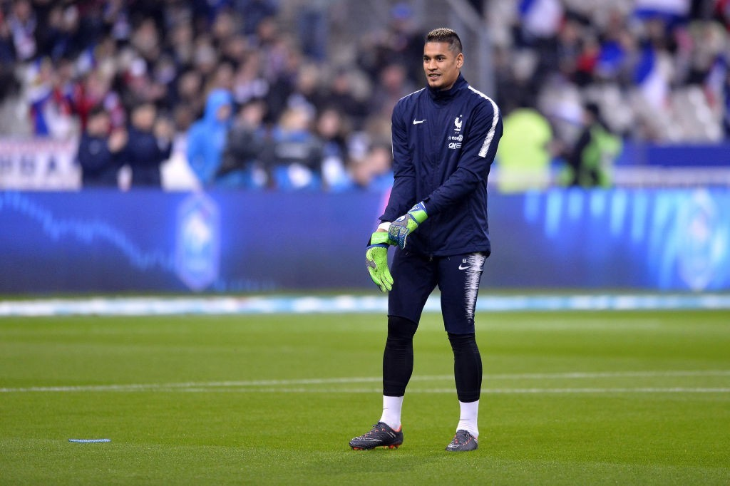 Alphonse Areola 'wanted Chelsea move' after Buffon arrival