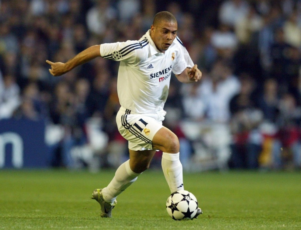 Ceballos referred to Il Fenomeno as 'fat' (Photo by Martin Rose/Bongarts/Getty Images)
