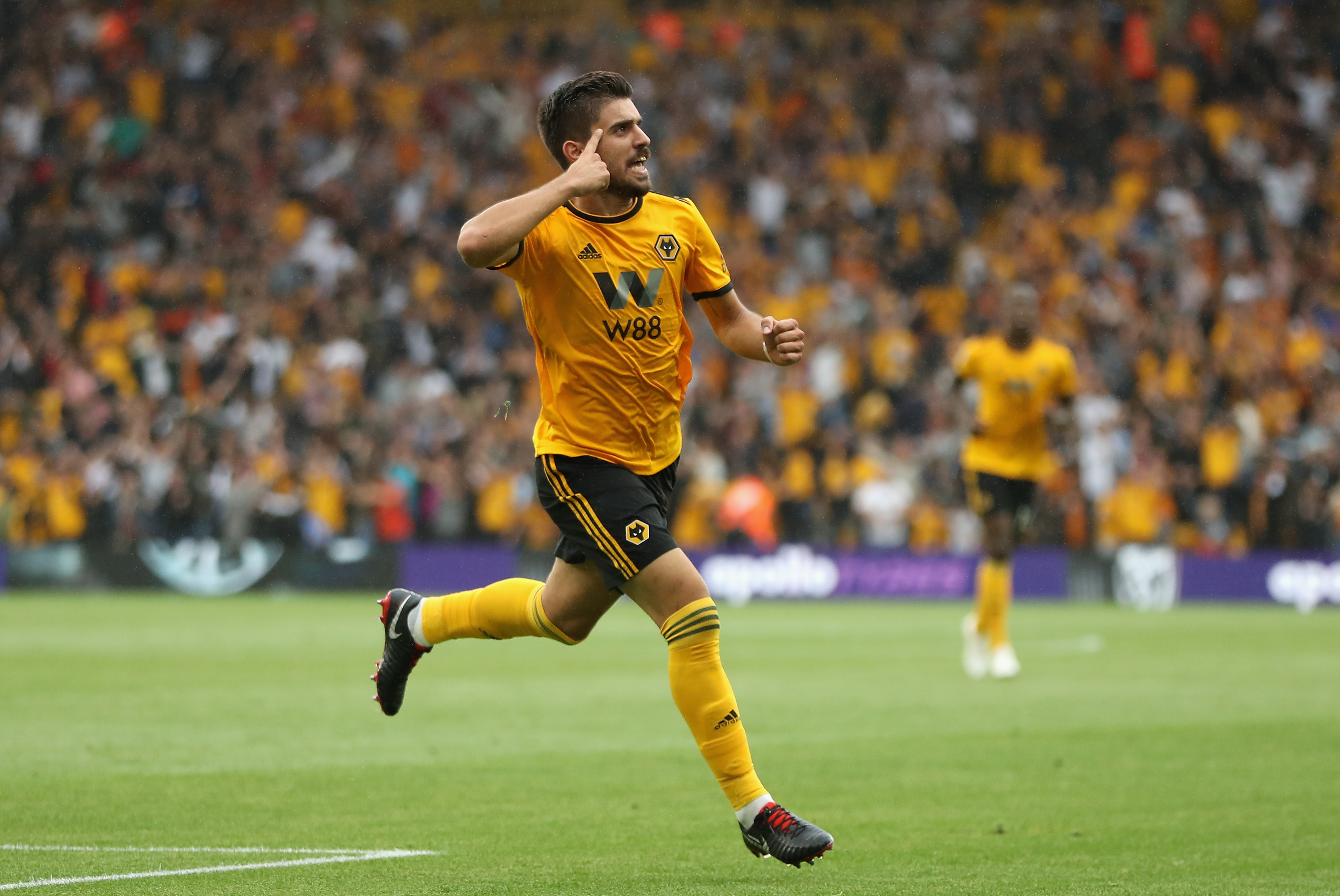Will Arsenal and Manchester United pay up for Neves? (Photo courtesy - David Rogers/Getty Images)