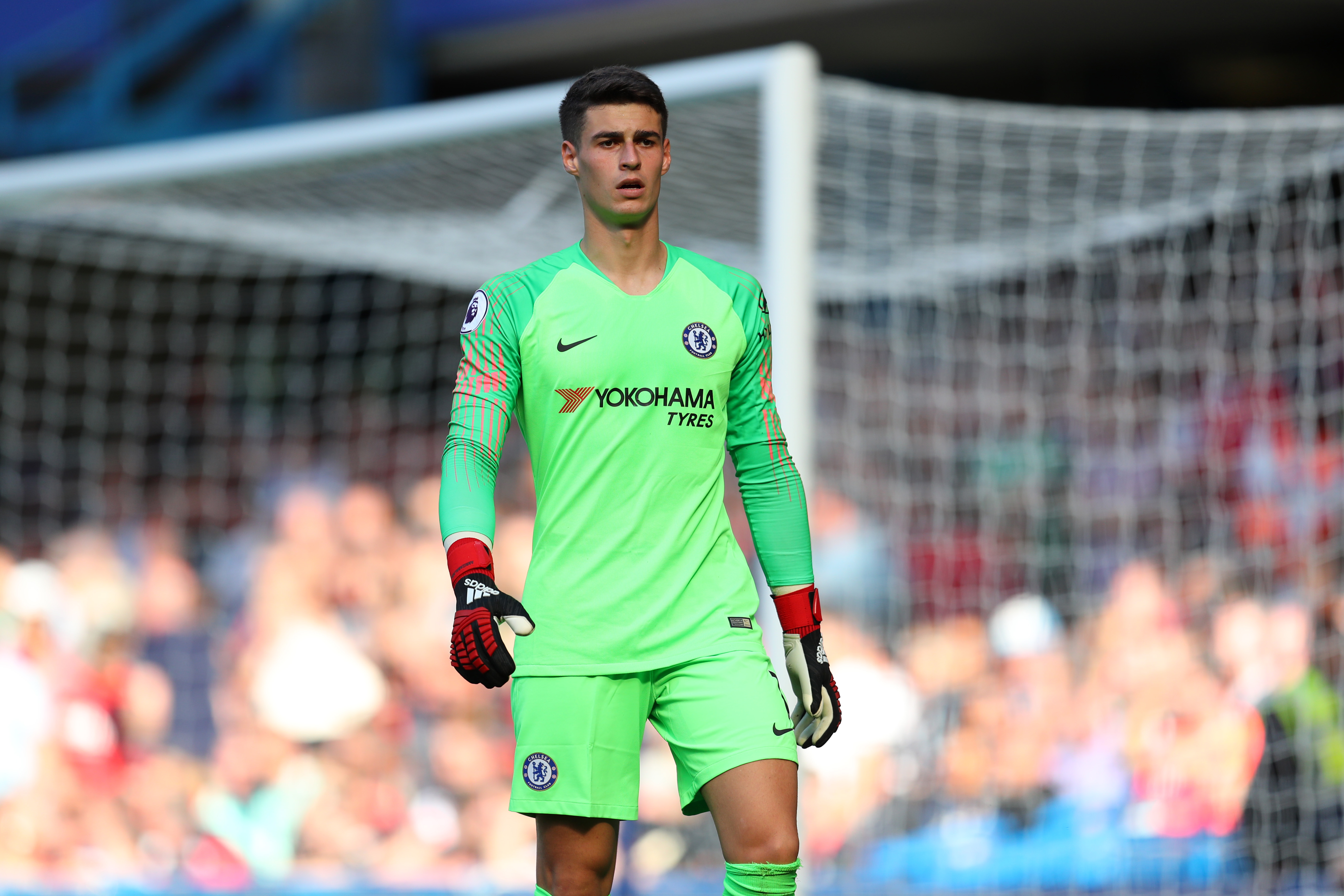 Ready to move on from Chelsea? (Picture Courtesy - AFP/Getty Images)