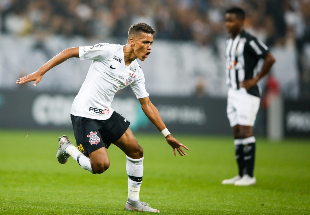 Will Pedrinho become a January import for one of the European giants? (Picture Courtesy - AFP/Getty Images)