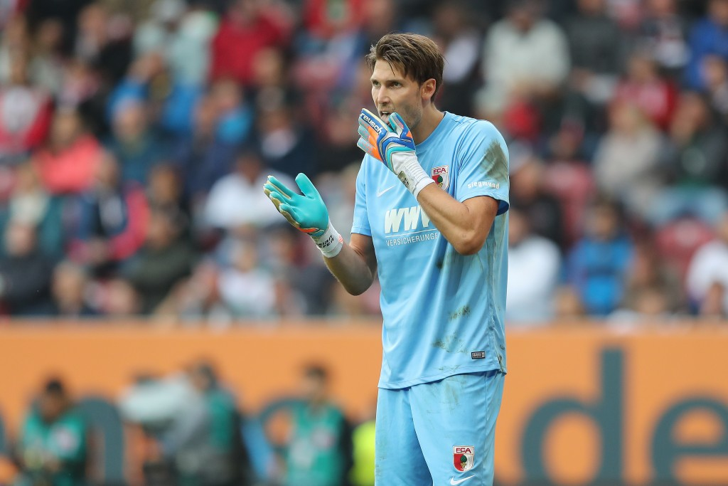 Giefer will look to redeem after a disappointing performance against Bremen. (Photo by Christian Kaspar-Bartke/Bongarts/Getty Images)