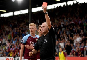 Two Mistakes by Jon Moss in Burnley vs Manchester United that highlights VAR necessity