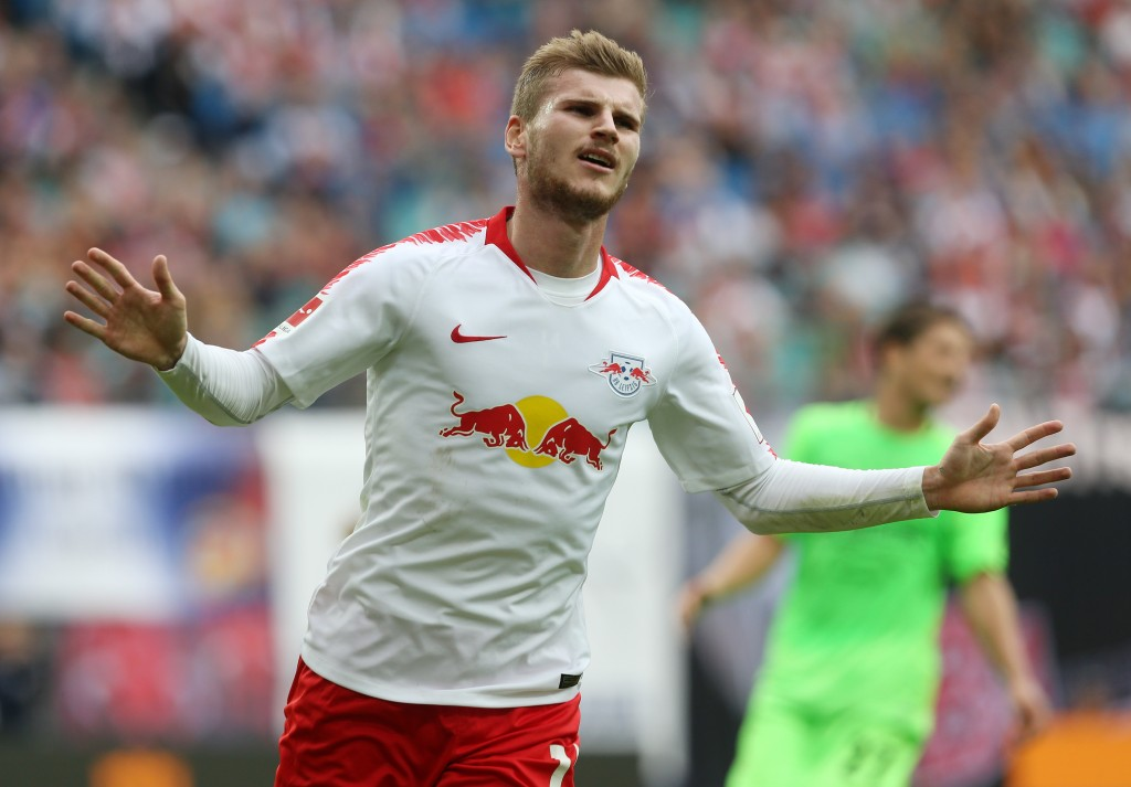 Werner's struggles continues. (Photo by Matthias Kern/Bongarts/Getty Images)
