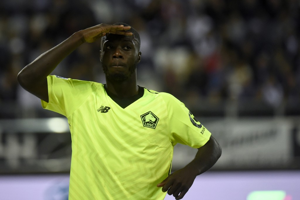 On Manchester United's radar (Photo by FRANCOIS LO PRESTI/AFP/Getty Images)