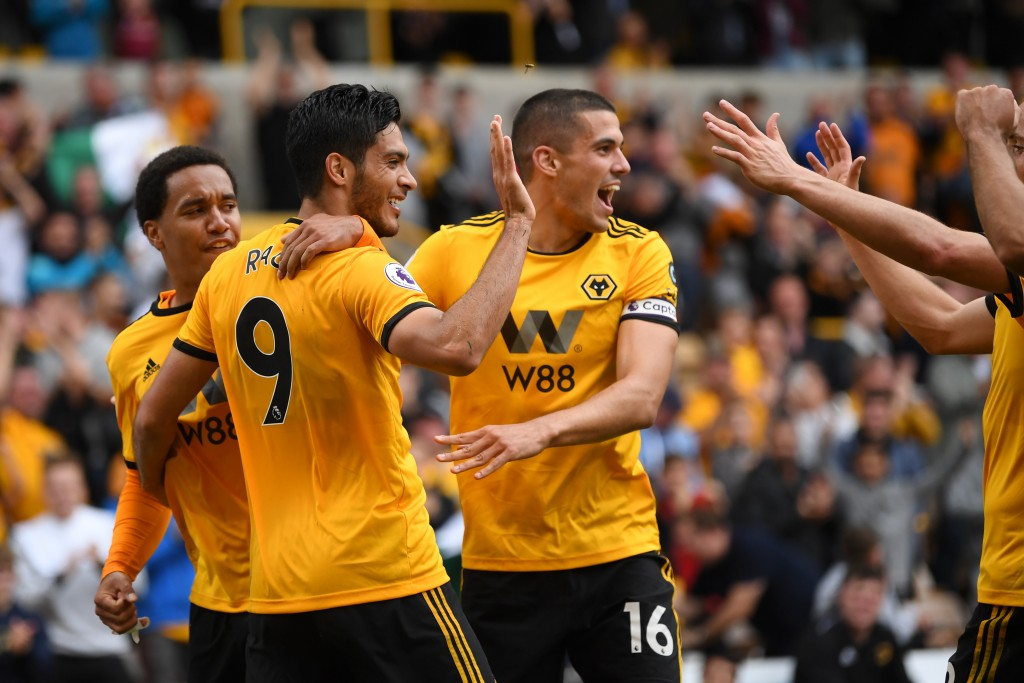 Wolves have been immaculate on their return to the Premier League. (Photo courtesy - Michael Regan/Getty Images)