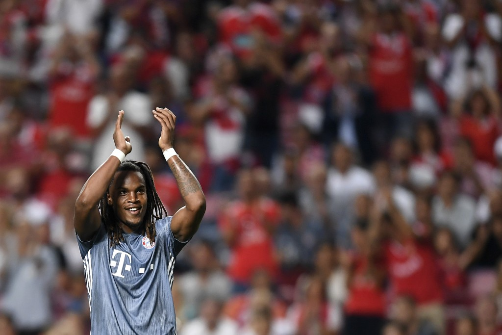 A coming off age for Sanches? (Photo courtesy - Octavio Passos/Getty Images)