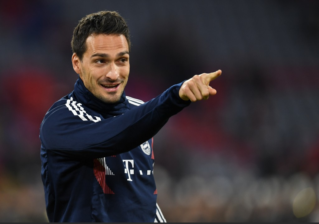 A decent performance by Hummels. (Photo courtesy - Christof Stache/AFP/Getty Images)