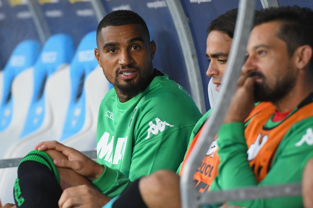 Kevin Prince Boateng will be looking forward to play against his former club. (Photo by Alessandro Sabattini/Getty Images)