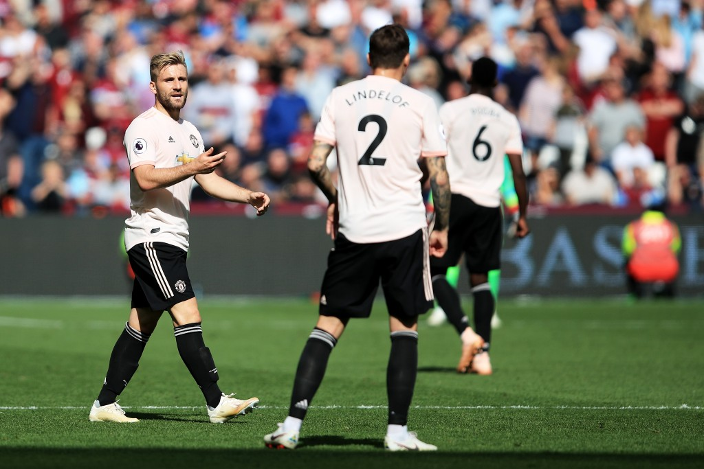 Another forgettable outing for Lindelof. (Photo by Marc Atkins/Getty Images)