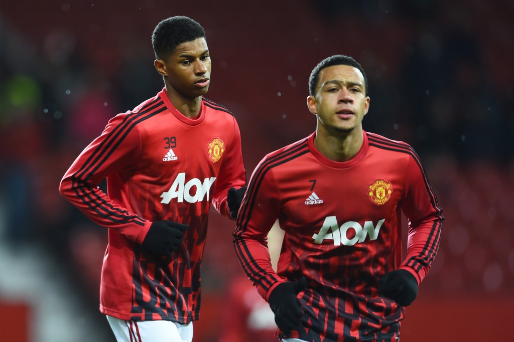 Could Manchester United be donning the red of Manchester United again? (Photo courtesy - Laurence Griffiths/Getty Images)