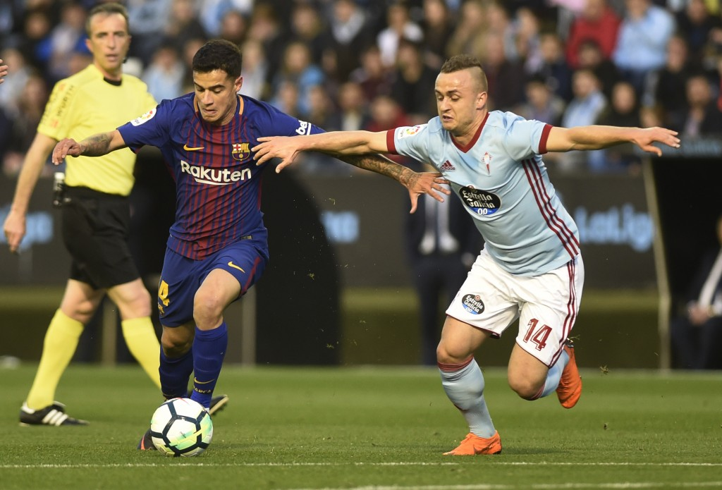 Set to link up with Coutinho soon? (Photo courtesy - Miguel Riopa/AFP/Getty Images)