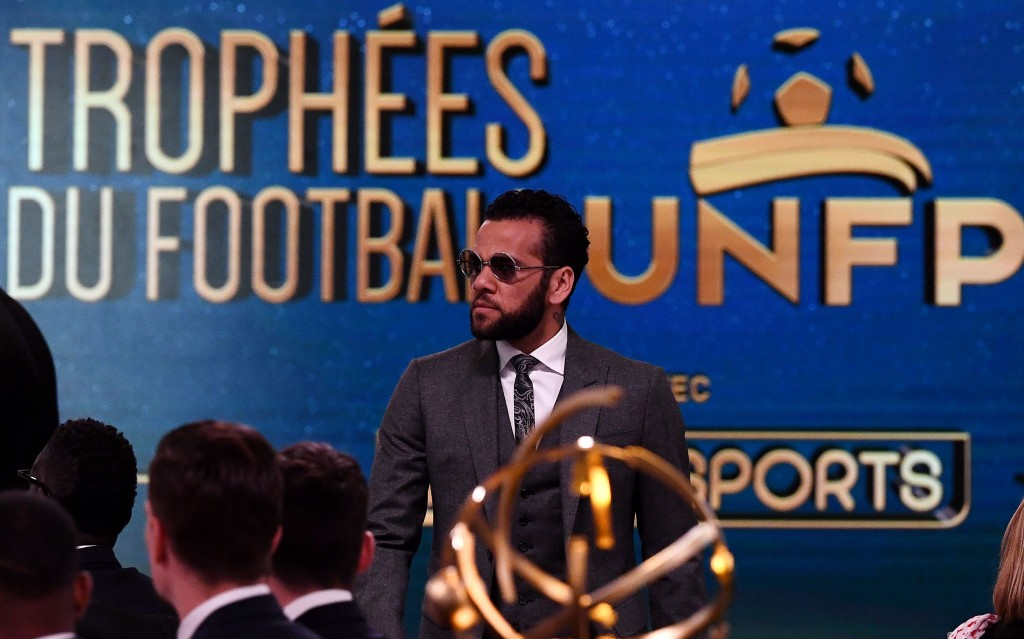 Dani Alves is a man in demand (Photo by FRANCK FIFE/AFP/Getty Images)