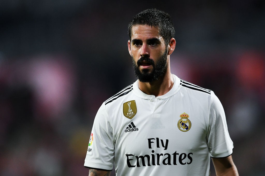 A new contract for Isco? (Photo by David Ramos/Getty Images)
