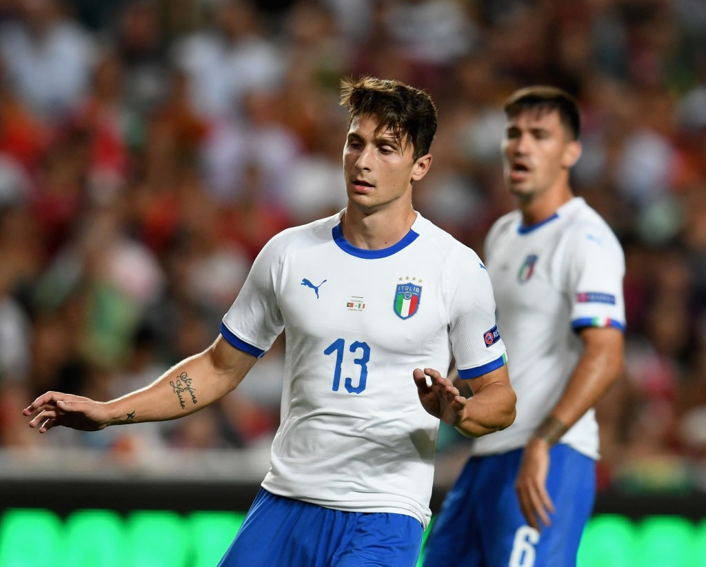 Caldara was eyed by Chelsea in the summer as well (Photo by Claudio Villa/Getty Images)