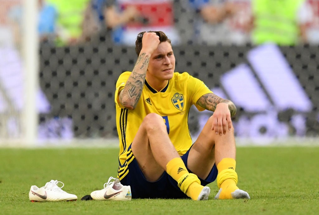 Lindelof will look to put the misery of the past month behind him. (Photo courtesy - Matthias Hangst/Getty Images)