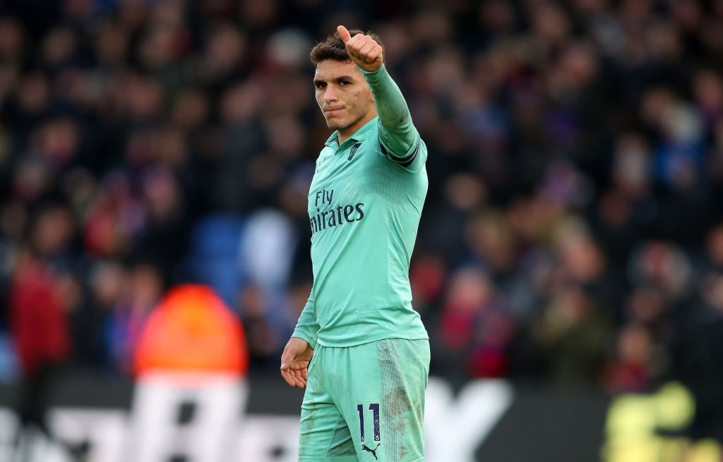 Torreira believes Arsenal can qualify for Champions League (Photo courtesy: AFP/Getty)