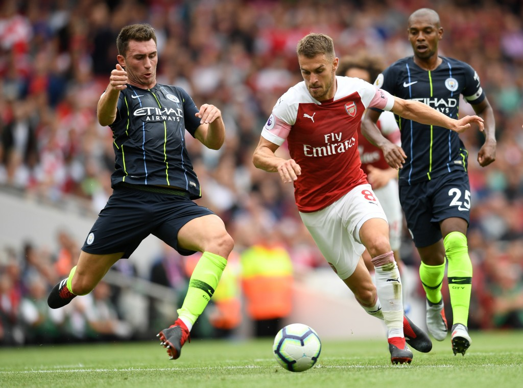 Will he escape from Arsenal's clutches? (Picture Courtesy - AFP/Getty Images)