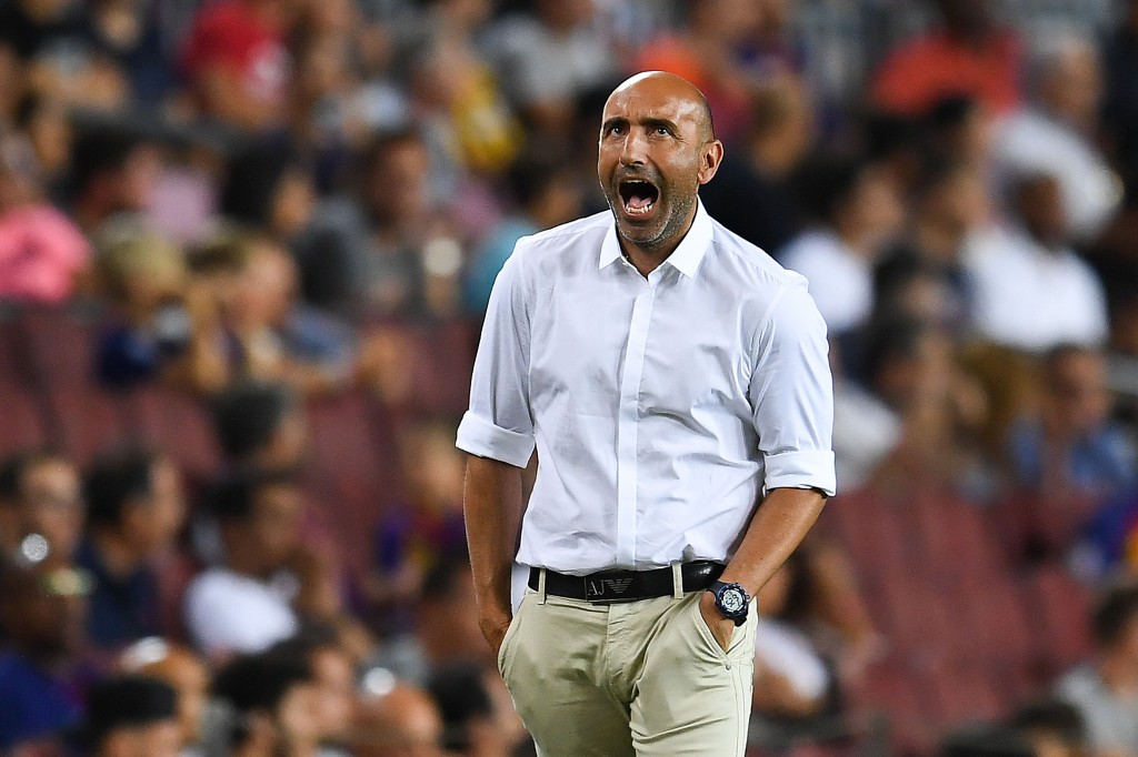 Abelardo Fernandez has been the perfect antidote for Alaves. (Photo by David Ramos/Getty Images)