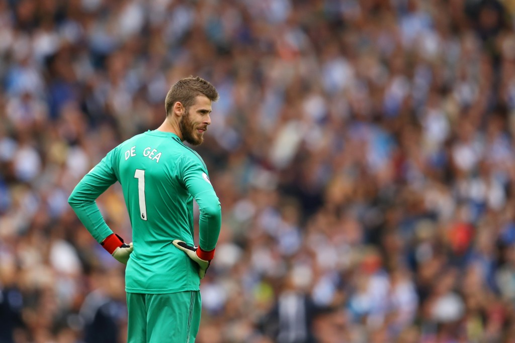 Will de Gea turn his back on Manchester United? (Photo by Dan Istitene/Getty Images)