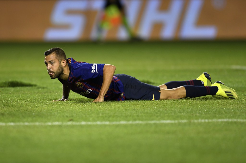 Nearing the end of his Barcelona journey? (Photo by Octavio Passos/Getty Images)