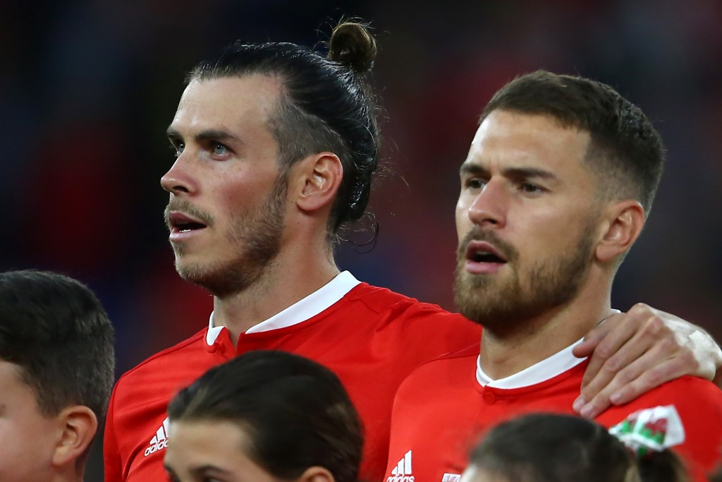 Set to reunite with Bale at Real Madrid? (Photo courtesy - Geoff Caddick/AFP/Getty Images)