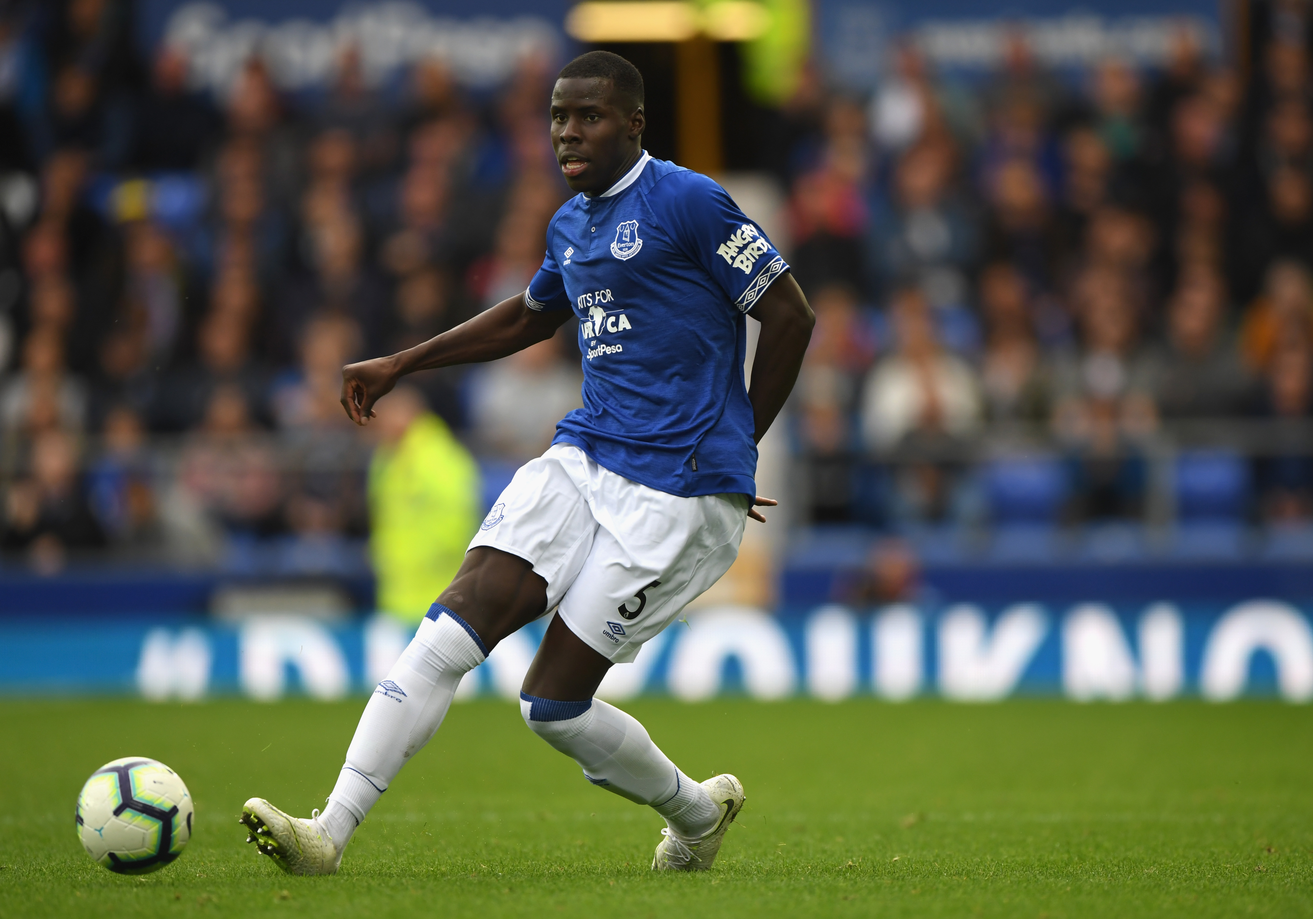 Everton want to sign Zouma permanently. (Photo courtesy: AFP/Getty)