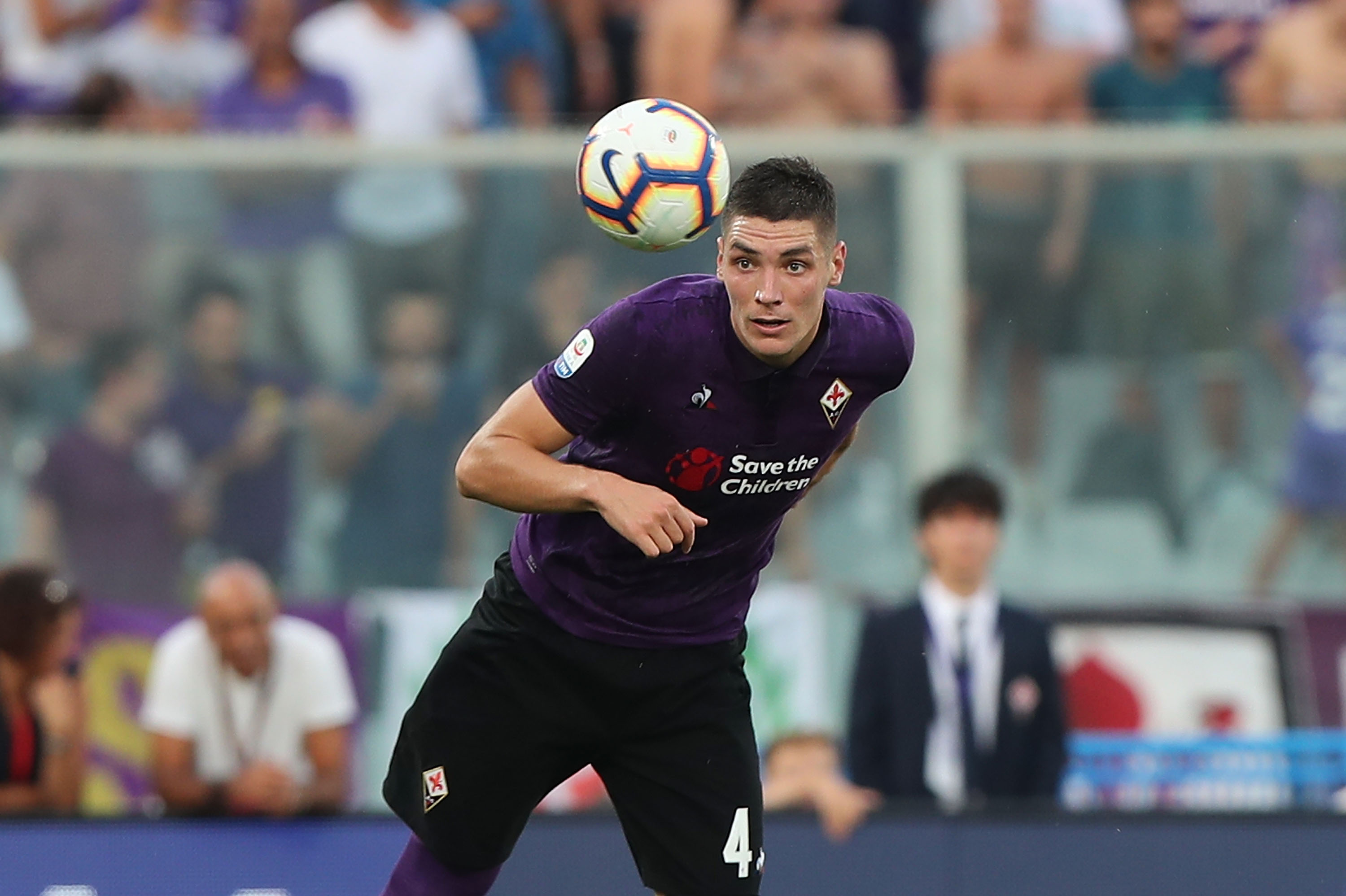 Could Milenkovic move to Tottenham?(Photo by Gabriele Maltinti/Getty Images)