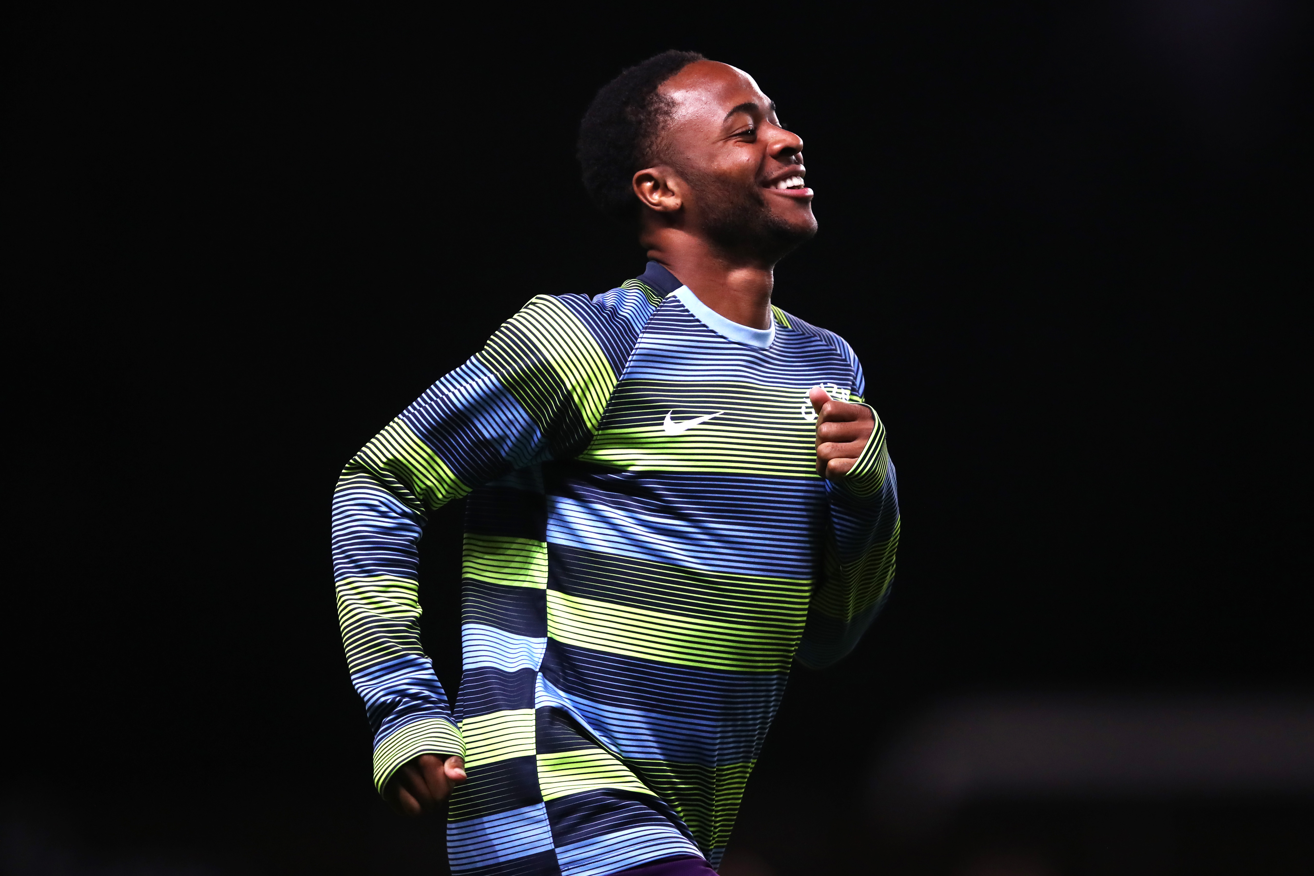 Could Sterling become the next Galactico signing? (Photo by Julian Finney/Getty Images)