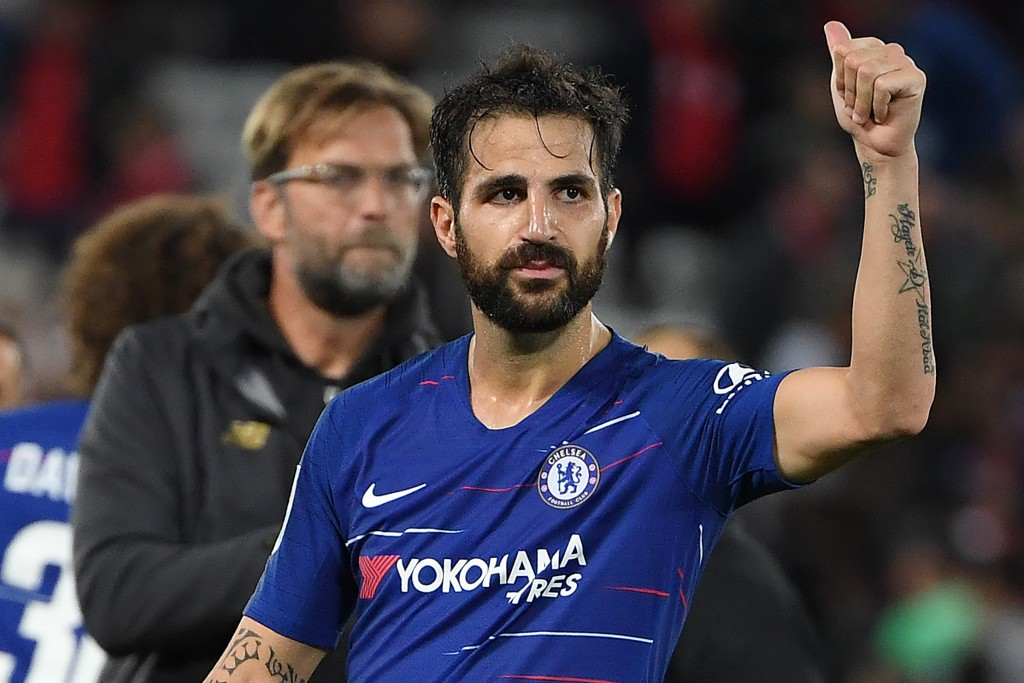 Thumbs to sealing Chelsea exit? (Photo by Paul Ellis/AFP/Getty Images)