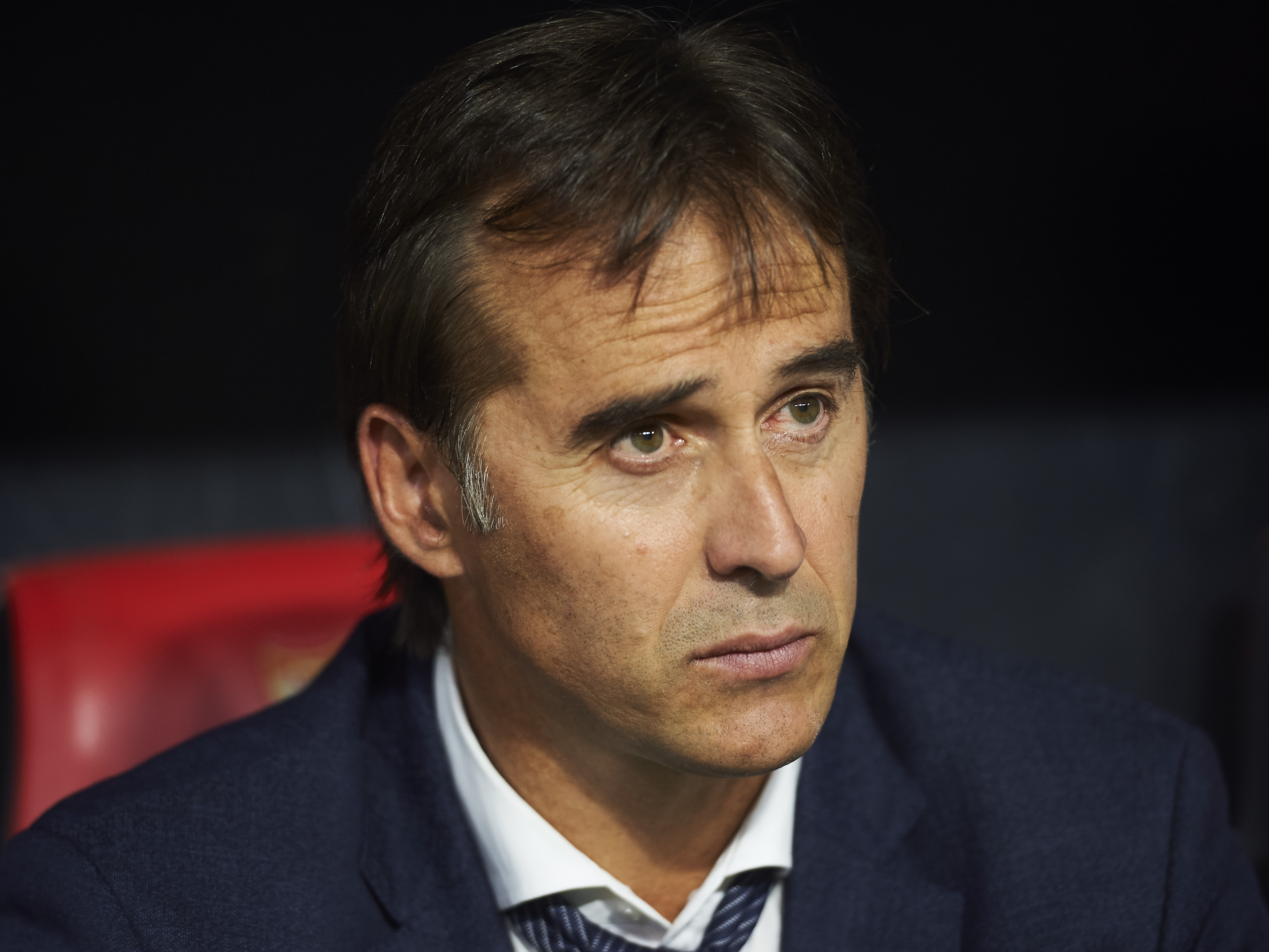 Redemption season for Lopetegui. (Photo by Aitor Alcalde/Getty Images)