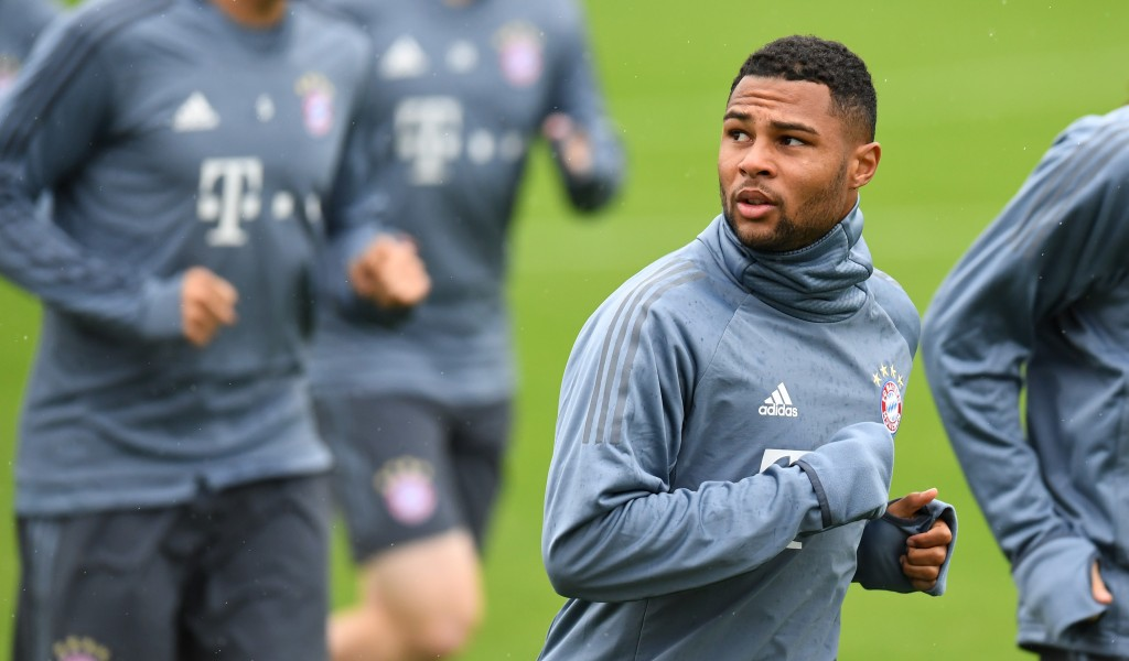 Can Gnabry seize his opportunity? (Photo by Christof STACHE / AFP)