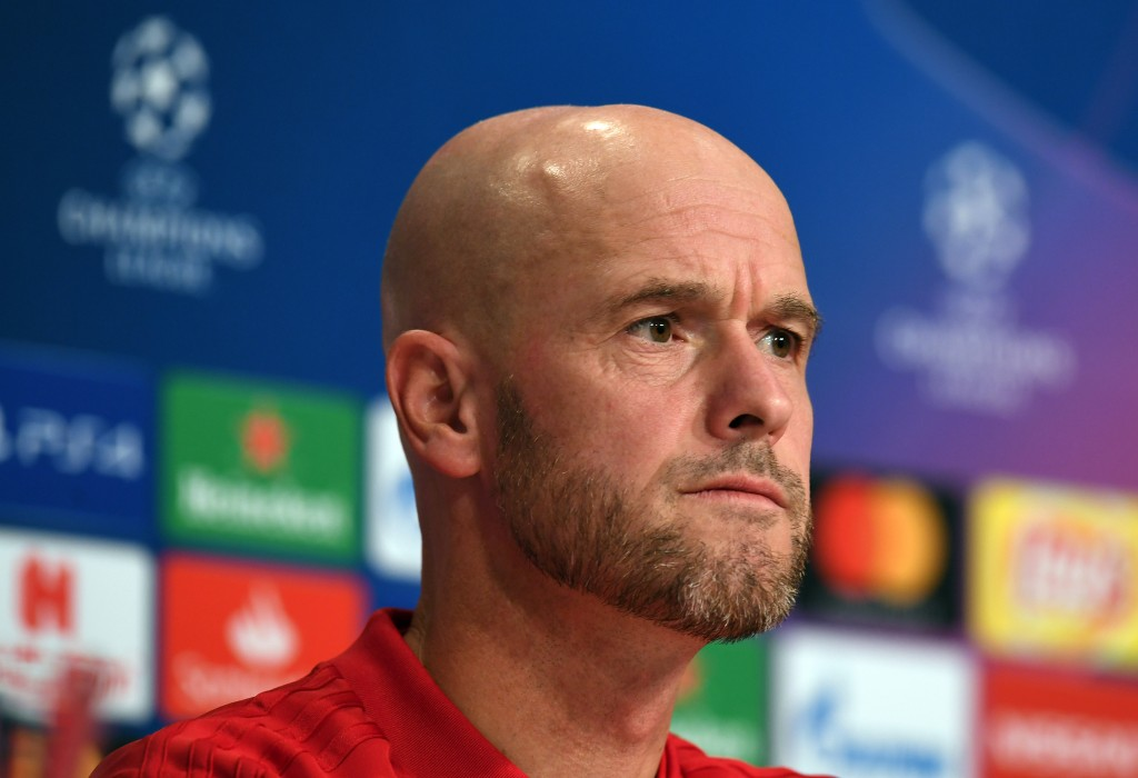 Injuries will be a real issue for ten Hag. (Photo by Christof STACHE / AFP) (Photo credit should read CHRISTOF STACHE/AFP/Getty Images)
