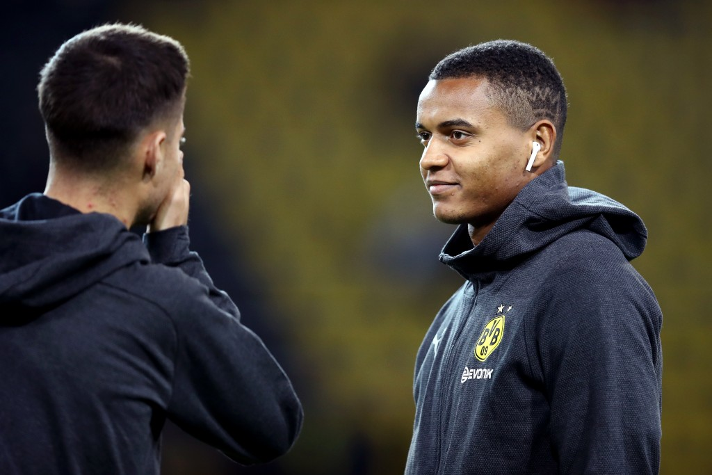 Akanji's absence will be a huge blow for Dortmund. (Photo by Maja Hitij/Bongarts/Getty Images,)