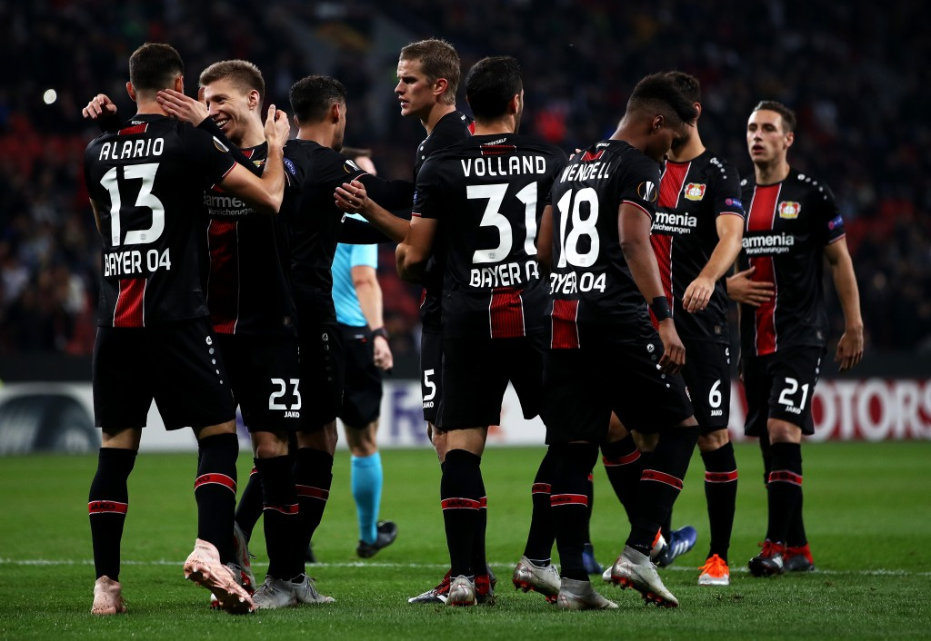 Leverkusen produced a valiant performance against AEK Larnaca in midweek. (Photo by Maja Hitij/Getty Images)