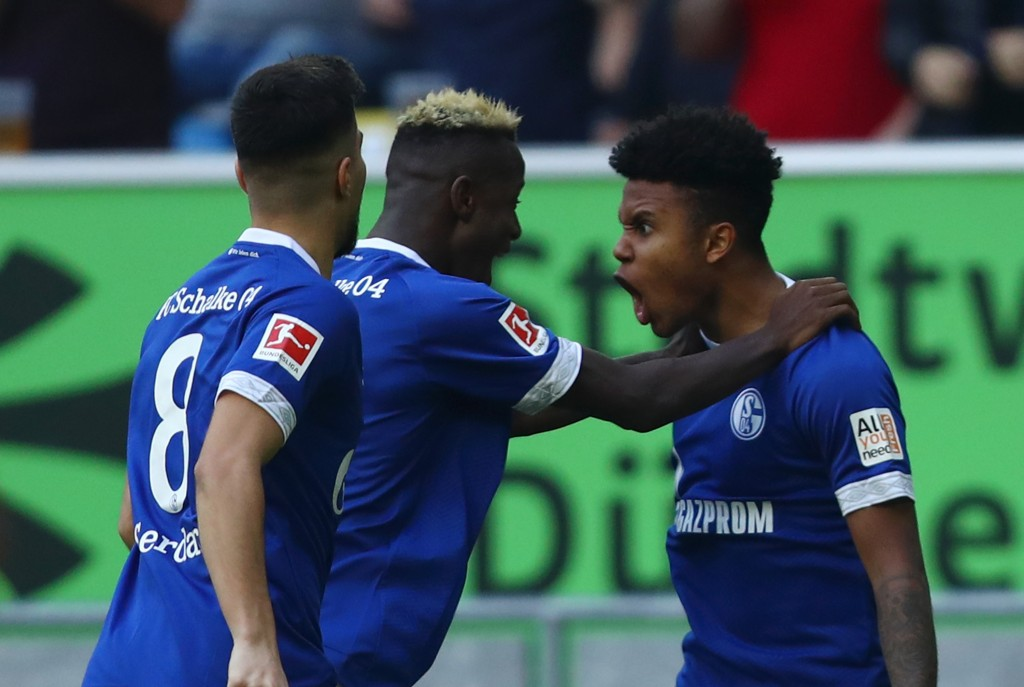 Is McKennie the breakout star for Schalke this season?(Photo by Dean Mouhtaropoulos/Bongarts/Getty Images)