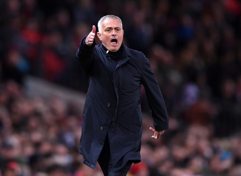 Mourinho would hope for a similar urgency in recruitment for the first-team. (Picture Courtesy - AFP/Getty Images)